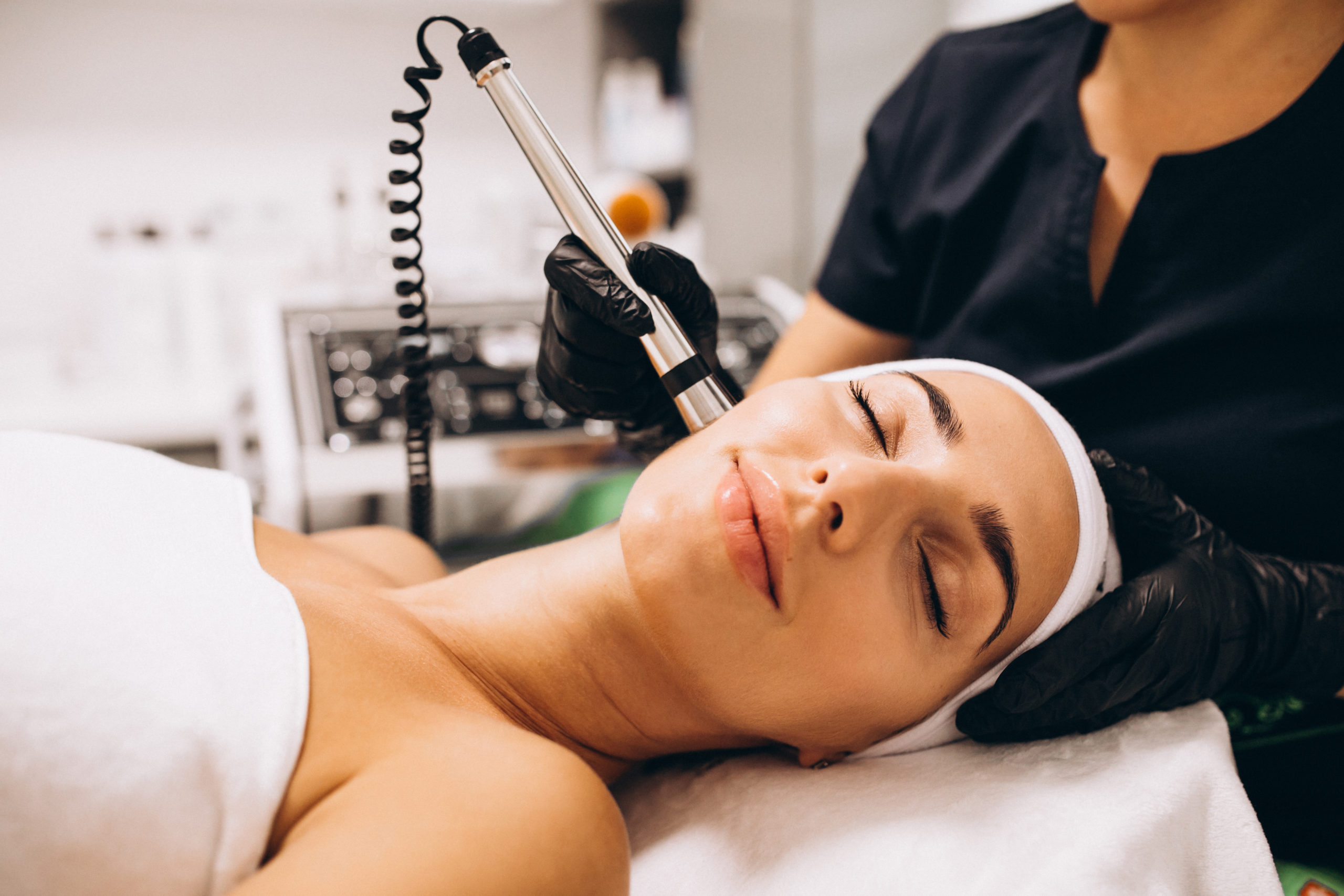 Radio Frequency Energy Tightens The Skin